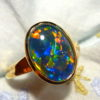 Ladies Opal Ring